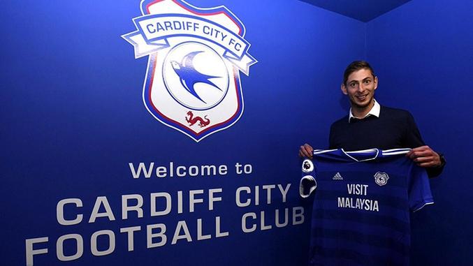 Emiliano Sala venait de signer à Cardiff, l'avion qui l'emmenait dans son nouveau club a disparu au-dessus de la Manche hier soir.