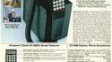 """1986, les premiers téléphones cellulaires aujourd'hui appelés """"portables""""."""