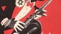 Affiche nazie sur l'art dégénéré: ici, la musique !