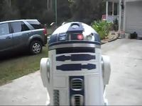 Cosplay R2D2