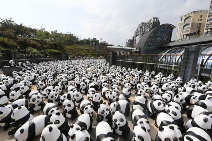 Spoiler: y'a pas de Panda.  Ps: Je suis pas sûr d'assumer