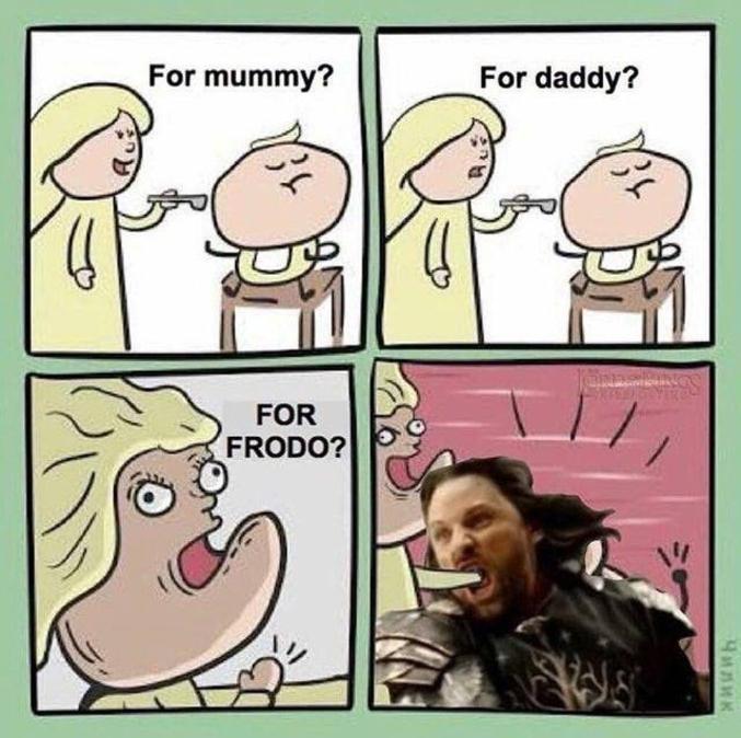 Pour Frodon !