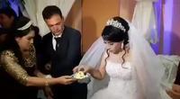 Longue vie aux jeunes mariés !