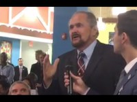 """Bernad Sansaricq dénonce la fondation Clinton : """"Hillary Clinton a essayé de me corrompre"""""""