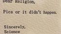 Chère religion