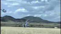 Drift en hélicoptère