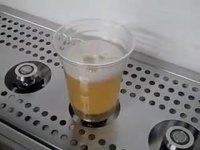 Remplir une bière