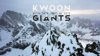 Kwoon au sommet de l'Aiguille du Triolet dans les Alpes