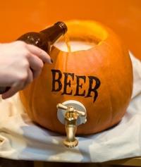 Bière au potiron