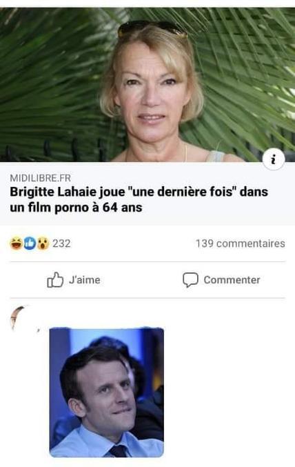 Brigitte la hait.