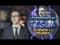 (Chris) BULLE : Les Prodiges de Tesla - Le Génie de la Foudre