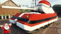Arrête ton char, père Noël !