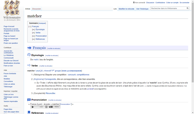 ... selon Wikipedia ...