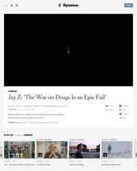 the war drugs is an epic fail
