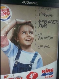 Pub Burger King