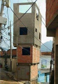 Jenga level Bâtiment