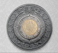Kan on empile des centimes de pesos brésiliens