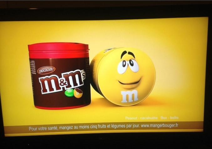 Les publicitaires utilisent des images subtiles pour vendre ?