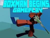 Boxman Begins - Un jeu de tir à la troisième personne