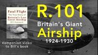 R-101 : L'histoire du plus grand dirigeable britannique