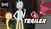 Rick & Morty saison 4 partie B s'annonce !
