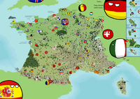 La France des Polandballs