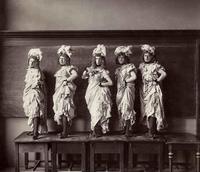 Document rare : des travestis d'avant 1900