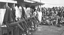 Turquie 1971 : concours pour les plus belles jambes