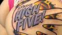 High five extrême !