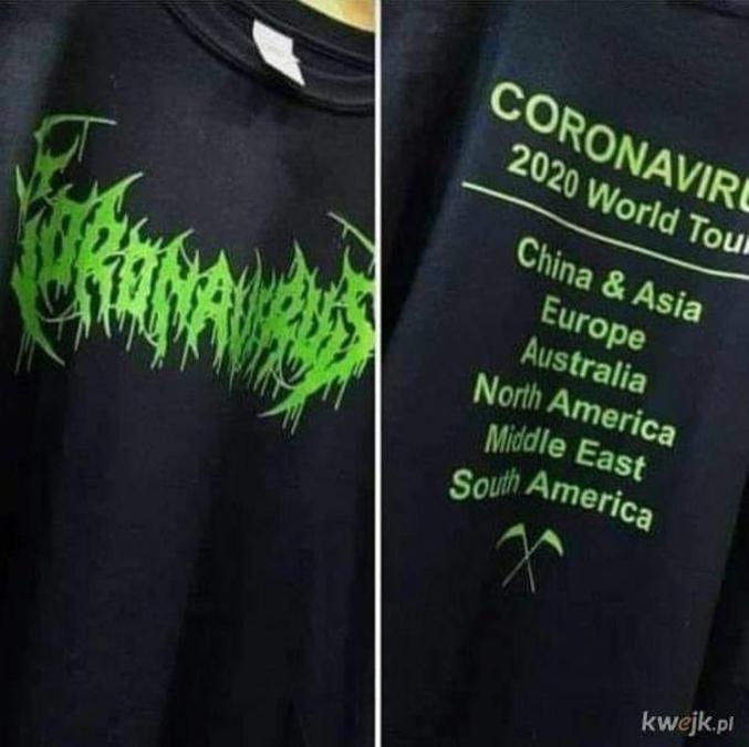 Encore et toujours ce corona virus