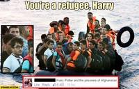 Harry et le prisonnier d'Afghanistan