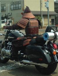 Le samouraï des temps modernes