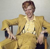 Bowie avait la banane
