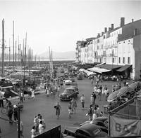Saint Tropez 1955
