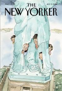 Couverture du New Yorker de cette semaine