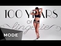Evolution de la lingerie féminine