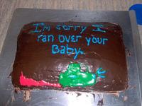 Gâteau d'excuse 2