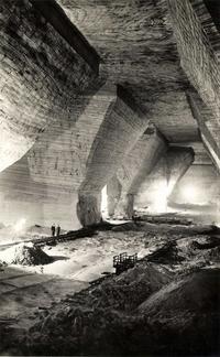 Mines de sel en Hongrie