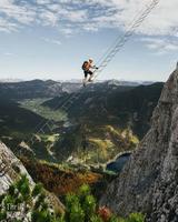 Monter vers des sommets