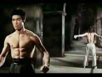 Chuck Norris défait par Bruce Lee
