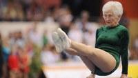 Quand une mamie de 91 ans te donne une leçon de gymnastique