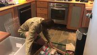 A ne pas faire le ménage, on fait des découvertes sous les meubles