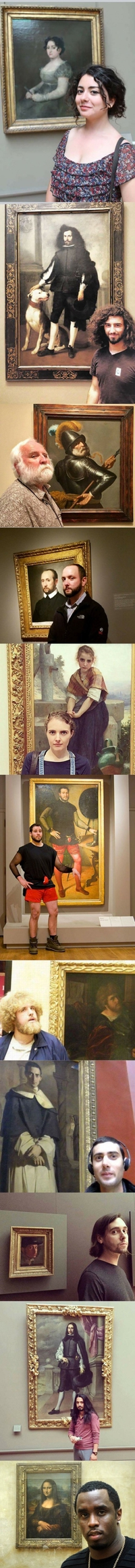 Kan tu vas au musée