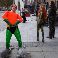 Cosplay Aquaman