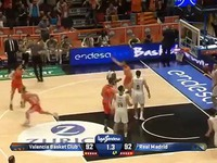 Incredible end of the match