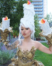 Cosplay Lumière