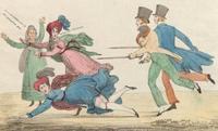 Le harcèlement sexuel: Un très vieux problème... Déjà, les piqueurs de fesses...