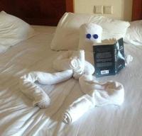 Dans ta chambre d'hotel