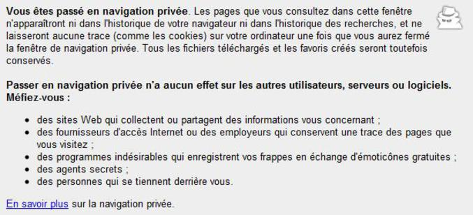 Google Chrome... et ses agents.