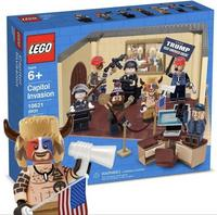 LEGO Capitol Invasion